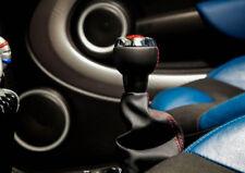 Nuovo Mini Originale R56 R56LCI 6 Velocità Pomello Leva Del Cambio pelle Stivale