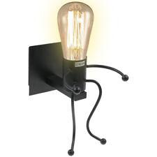 Modern Retro Vintage Industrial Wall Mounted Loft Light Sconce Lamp Fixture E27