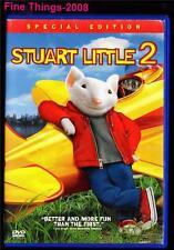 Stuart Little 2 (DVD, 2002) Special Edition - Hugh Laurie, Geena Davis Good Cond