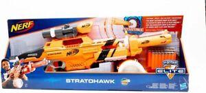 Hasbro E3097 Nerf Elite StratoHawk Fucile con Dardi