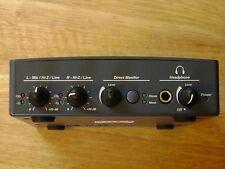 E-MU 0202 USB Audio interface CREATIVE PROFESSIONAL EM8740
