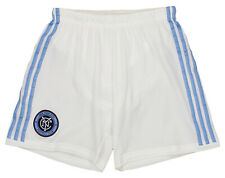 adidas Men's MLS Adizero Team Replica Short, New York City FC- White