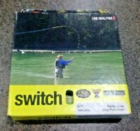 RIO SWITCH LINE Spey Floating Fly Line 6/7 wt. BEIGE/GREEN