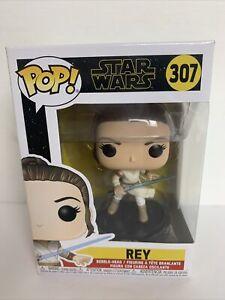 Funko POP Star Wars Rise of Skywalker Rey 307 Brand New In Box