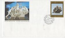 Canada - Art - 1602 U/A Fdc - Po Cachet - 1996