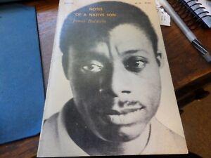 Notes Of A Native Son James Baldwin 7th Printing 1963