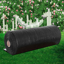 1M Landscape Ground Cover Weed Control Fabric for Gardening Flower Tree Mat Tool