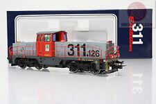H0 1:87 Electrotren 2909 AC digital RENFE Cargas Locomotora trenes escala ho