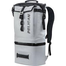 Pelican Cooler Dayventure Backpack Cooler Light Gray NEW Free Shipping!