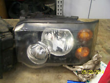 Land Rover Discovery Series II Headlight  Left Drivers Side 2003-2004. LH