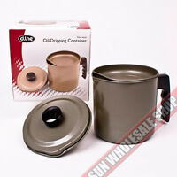 100% Genuine! D.LINE Non-stick Oil Dripping Container with Strainer! RRP $39.95!