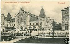 BUDAPEST - CENTRAL MARKTHALLE - HUNGARY (UNGHERIA)