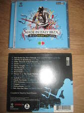 DAVID PICCIONI - MADE IN ITALY IBIZA 2006 (CD ALBUM 2006) 15 TRACKS EXCELLENT