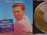 Peter Kraus- Wenn Teenager träumen- Karussell alt- lesen