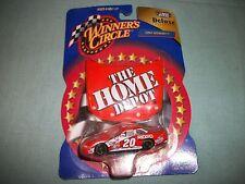 WINNERS CIRCLE NASCAR HOME DEPOT TONY STEWART DIECAST MINT ON CARD 1:64 RARE
