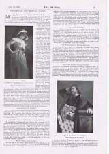1901 Mr Fr Benson Shylock Tom Webb Champion Rough Rider