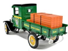 1923 FORD MODEL TT LAMBER TRUCK GREEN 1:32 DIECAST BY SIGNATURE MODELS 32385