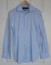 FLINDERS LANE Size S Men's Polka Dot Casual Button-Up Shirt