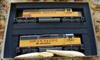 Athearn Special Edition 2221  Union Pacific SD40-2 Pwr  And Gp50 Dmy
