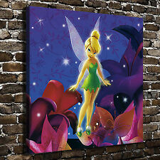 HD Canvas Print Paintings Disney Tinker Bell Home Decor Wall Art Pictures Poster