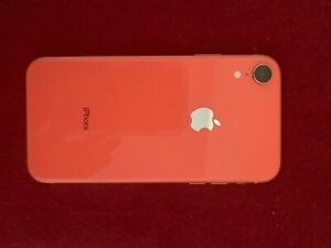 Apple iPhone XR - 64GB - Coral (Unlocked) A1984 (CDMA + GSM)
