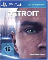 Detroit Become Human UNCUT PS4 ( Sony PlayStation 4) NEUWARE