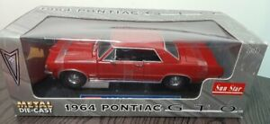 1964 Sun Star Pontiac GTO Red American Collectibles