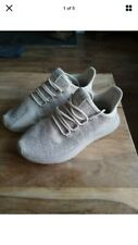 Adidas Tubular Trainers Grey Size 4.5 Excellent Condition