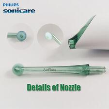 2 Pcs Genuine Philips Sonicare AirFloss Nozzle For HX8111/HX8211/HX8240/HX8140