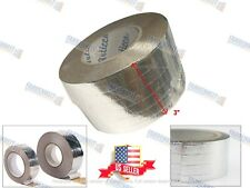 "New listing Reinforced Aluminum Foil/Scrim/Kraft Tape - 3"" X 50 Yds (45.7 m) Tk-350"