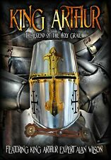 King Arthur: The Legend of the Holy Grail - Knights Templar DVD! SHIPS FREE!