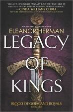 Blood of Gods and Royals: Legacy of Kings Bk. 1 by Eleanor Herman (2015, Hardcov