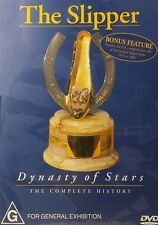 THE SLIPPER: DYNASTY OF STARS: COMPLETE HISTORY – DVD, GOLDEN, HORSE RACING