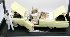 Jada Toys Scarface Cadillac Tony Montana 1/16 Scale Care Replica