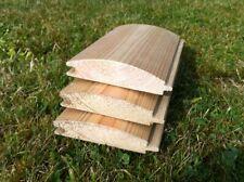 22x100 shiplap/LOGLAP Tanalised Timber SHED Cladding 1 metre MINIMUM ORDER 200m
