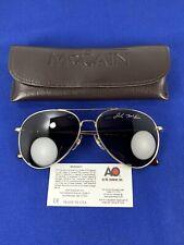 John McCain AO Eyewear American Optical General aviator sunglasses Very Rare*