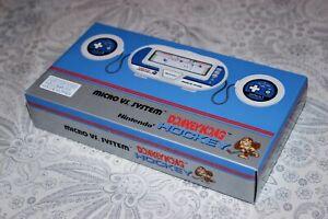 Nintendo Game & Watch - Donkey Kong Hockey - Brand NEW Perfect - Authentic 1984