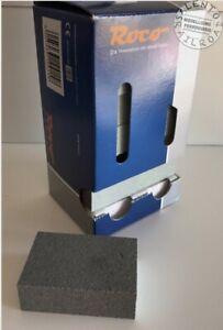 ROCO 10915 gomma pulisci binari per pulizia tracciato del plastico