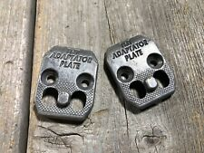 TIME PEDALS TMT POSITION ADAPTOR PLATE CLEATS POSITIONNER ROAD PEDAL NEW PAIR X2