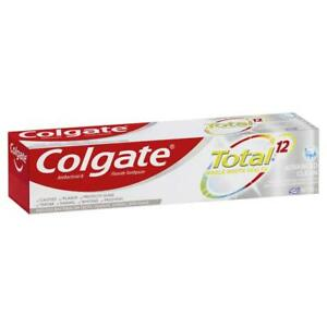 Test Item Colgate Toothpaste