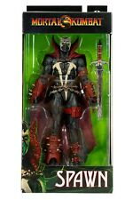 NEW Mortal Kombat Spawn With Sword McFarlane Toys Action Figure From Game