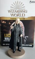 "HARRY POTTER WIZARDING WORLD FIGURINE COLLECTION ""LUCIUS MALFOY"" (EAGLEMOSS)"