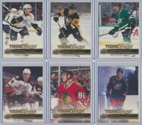 2014-15 Upper Deck Series 1 Series 2 CANVAS Young Guns Rookies YOU CHOOSE