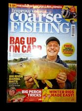 Improve Your Coarse Fishing, Nov 2013,Issue 279,  Bag Up On The Carp.