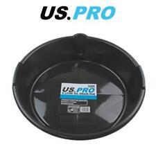 US PRO Tools Oil Pan Fluid Chemical Antifreeze Drain Tray Bowl 6 Liters 3285