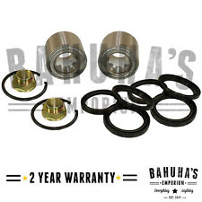 x2 REAR WHEEL BEARING FOR SUBARU FORESTER MK1/2, IMPREZA MK1/2, LEGACY MK1/2