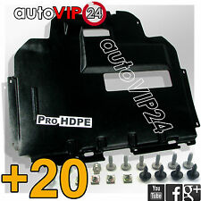 Citroen C5 (2001-2004)  2.2 HDI UNDER ENGINE COVER  ---new--HDPE--  + CLIPS