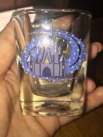 Disney Square Shaped Shot Glass