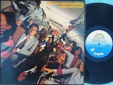 Gary Brooker ORIG OZ Promo LP No more fears of flying NM '79 Procol Harum Rock