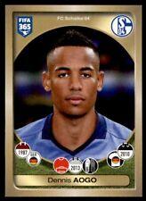 Panini FIFA 365 2017 - Dennis Aogo (FC Schalke 04) No. 327
